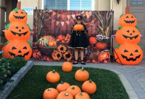 Community pumpkin giveaway